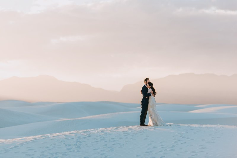 Adventure-Wedding-Sunset-Elopement-New-Mexico