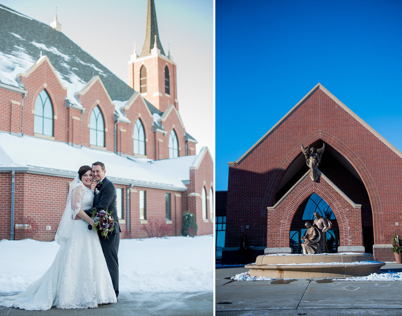 St Anne & Joachim Wedding Venue in Fargo photographer Kris Kandel (2)