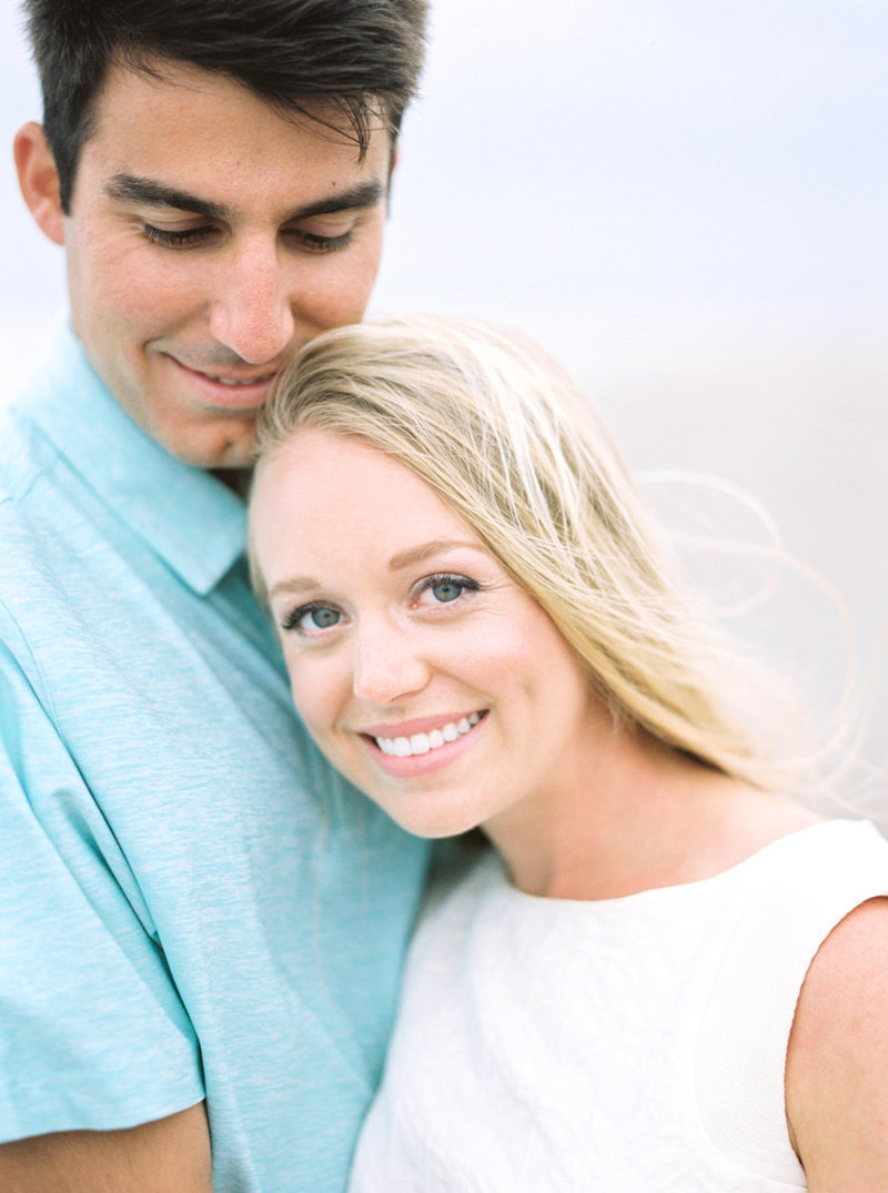 folly-beach-south-carolina-engagement-portraits-dog-01