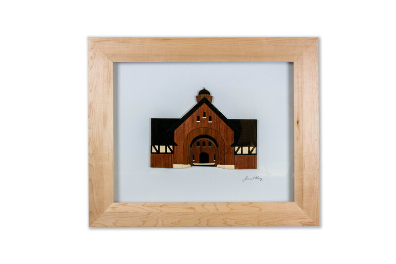 Macy_Sam_The Coach Barn_2020_wood_16x20 framed_$850