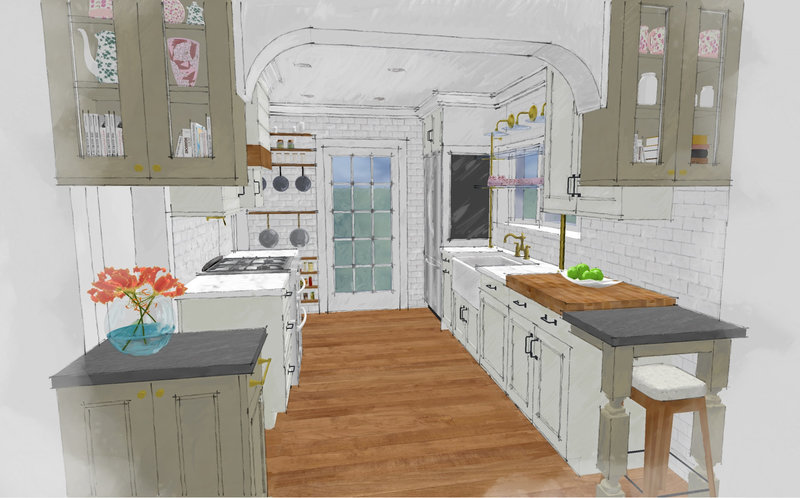 Henry Kitchen Rendering
