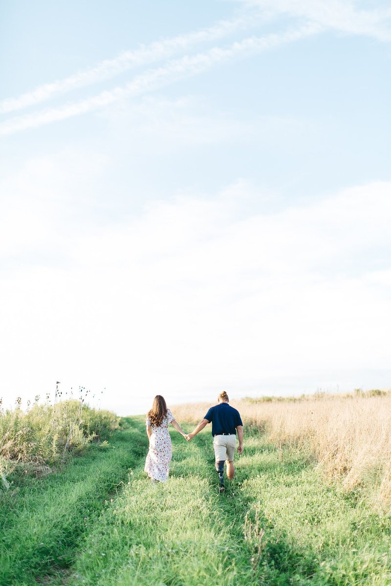 Pennsylvania Countryside Engagement Session by Emi Rose Studio (164)