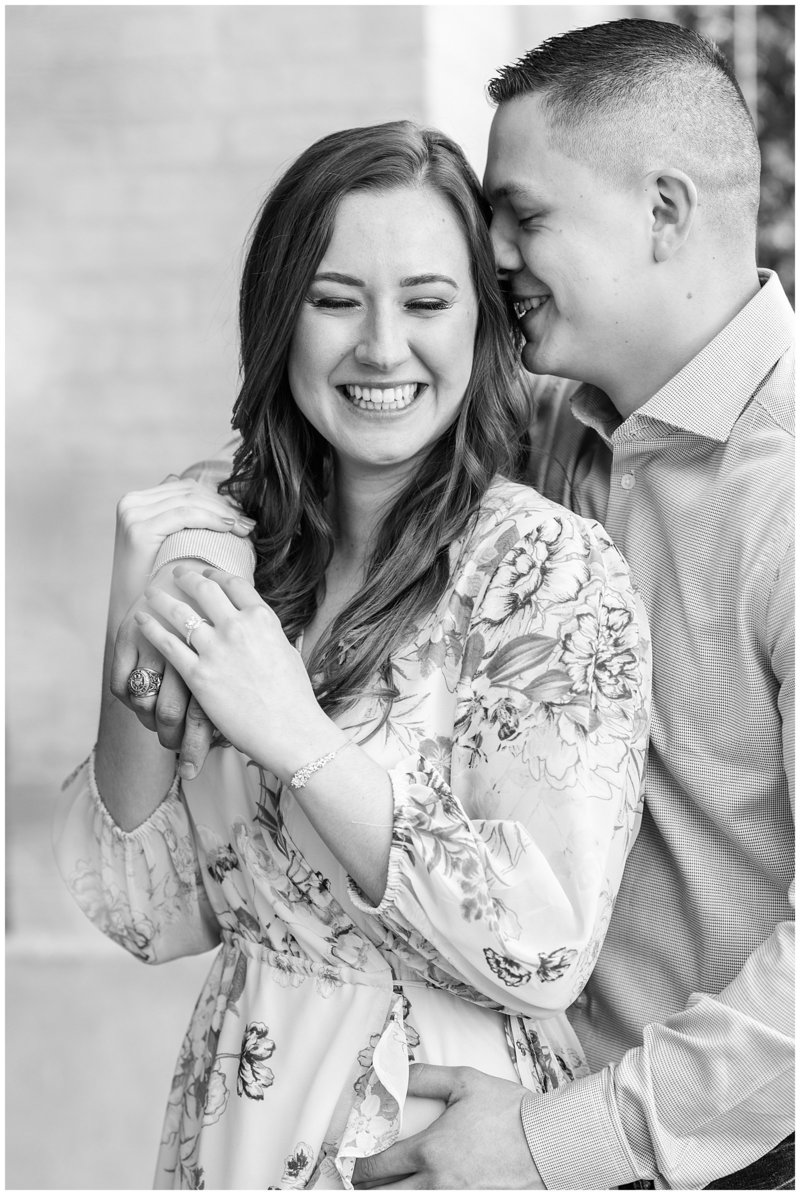 Engagement Session at The Pearl | Heather & Cody 10