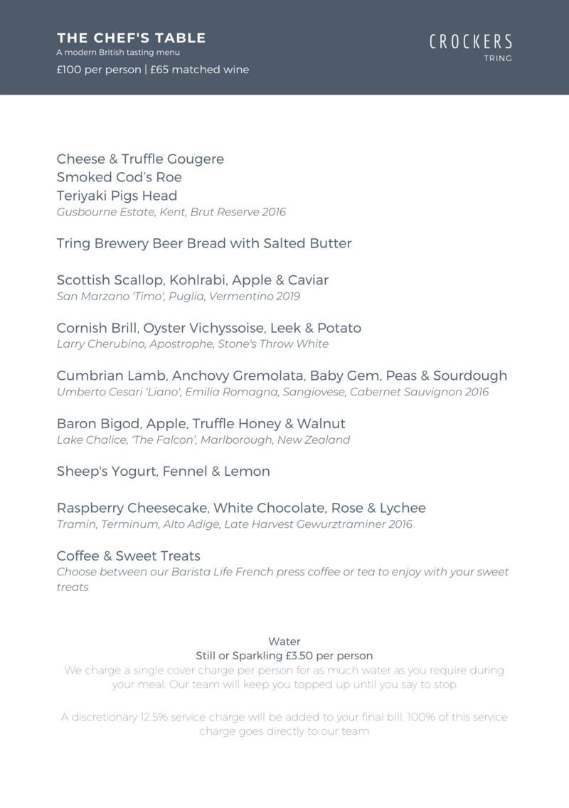 Chef's Table Menu-August2020