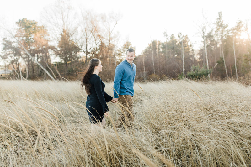 Nh engagement beach  new england maine boston bride wedding photographer  Esra Y Photography-1