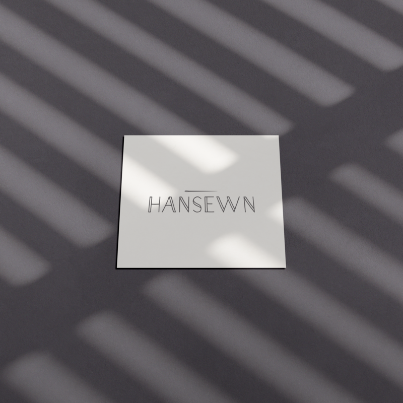 Hansewn Logo Card