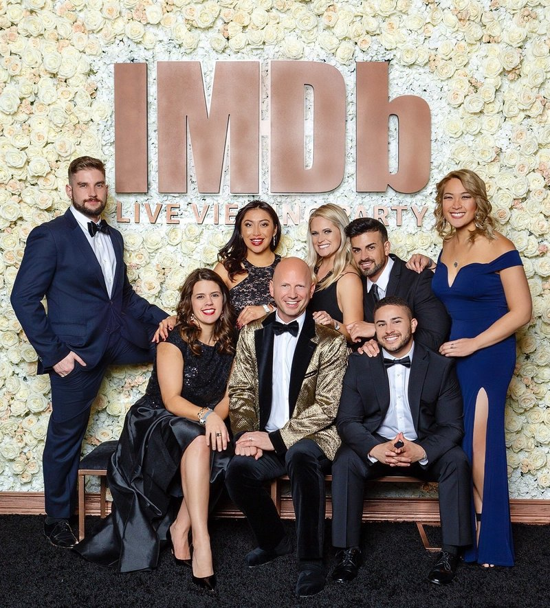 IMDb Oscars Viewing Party 2018 7