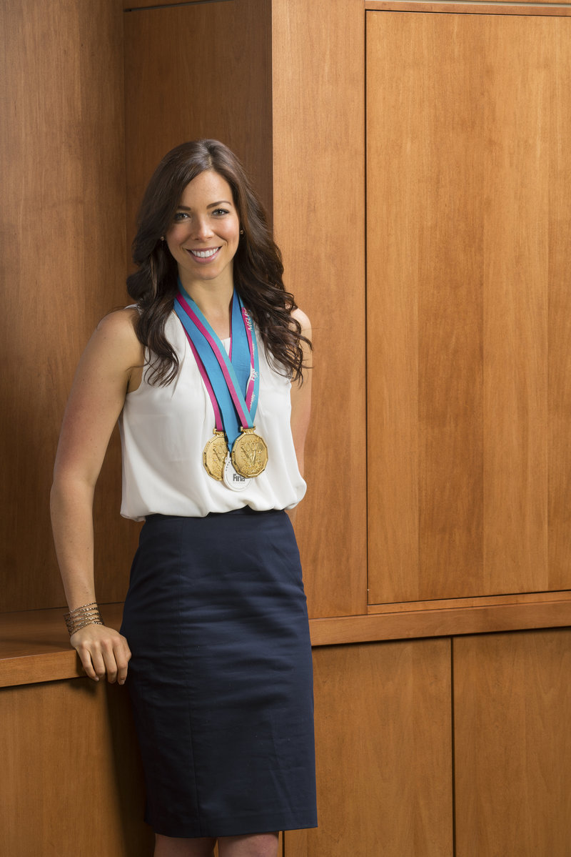 Kate Ziegler, Business with Medals