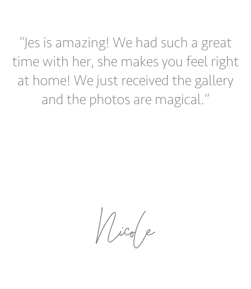 Text: NIcole's Testimonial From Google