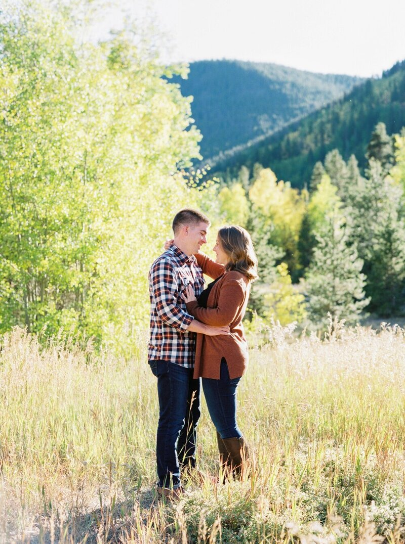 Fall Engagement in the Colorado Mountains_0003