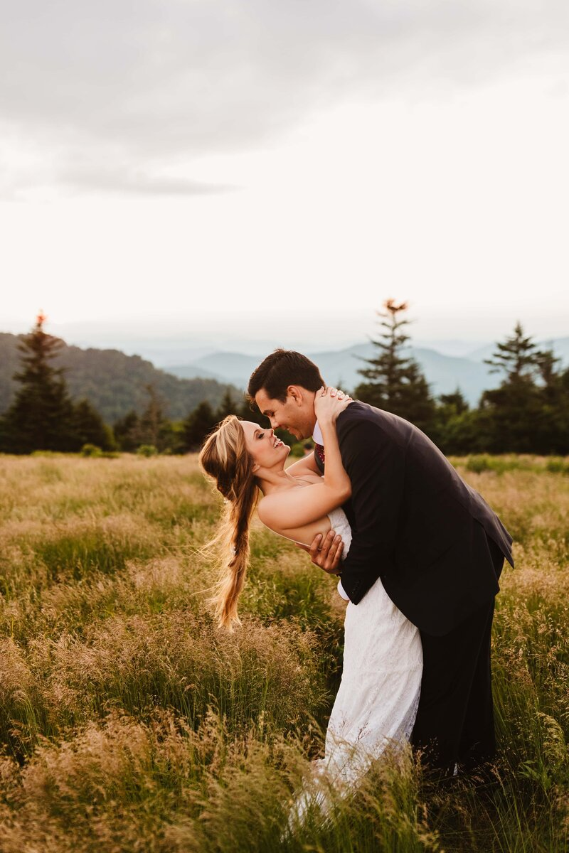 bride-groom-mountain-elopement