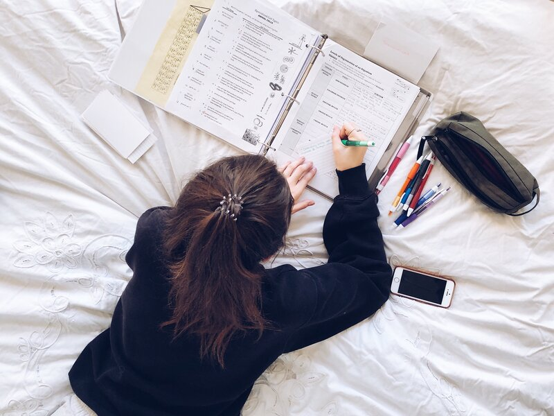 teenage-girl-doing-homework-on-her-bed-at-home-nominated_t20_8lpVPg (1)