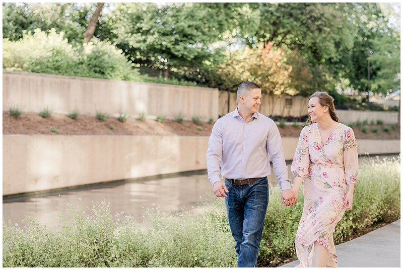 Engagement Session at The Pearl | Heather & Cody 11