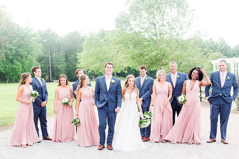Greenville-NC-Blush-Wedding20