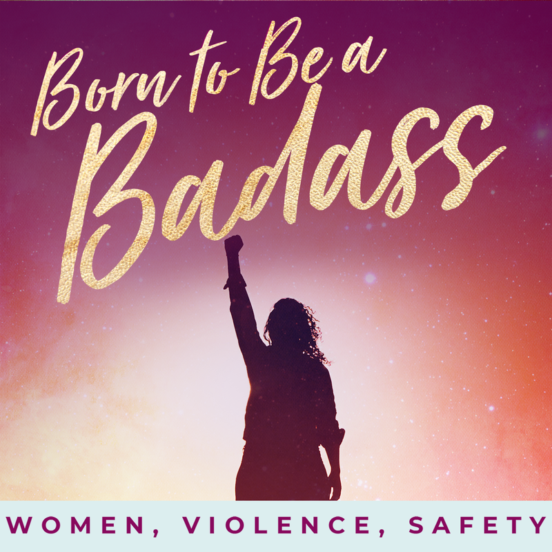 Born to be Badass Podcast Logo