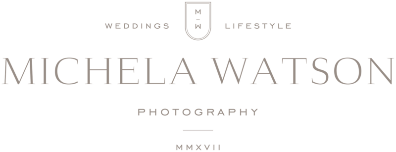 Michela Watson Photography - Custom Brand and Web Design for Fine Art Photographer - With Grace and Gold - Best Showit Website Designer - 1