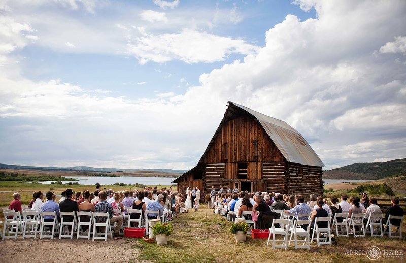 Beautiful-Barn-Wedding-Venue-in-Steamboat-Springs-Heritage-Cabin-Catamount-Ranch