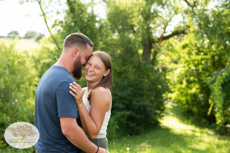 Beak and Skiff Engagement Photos
