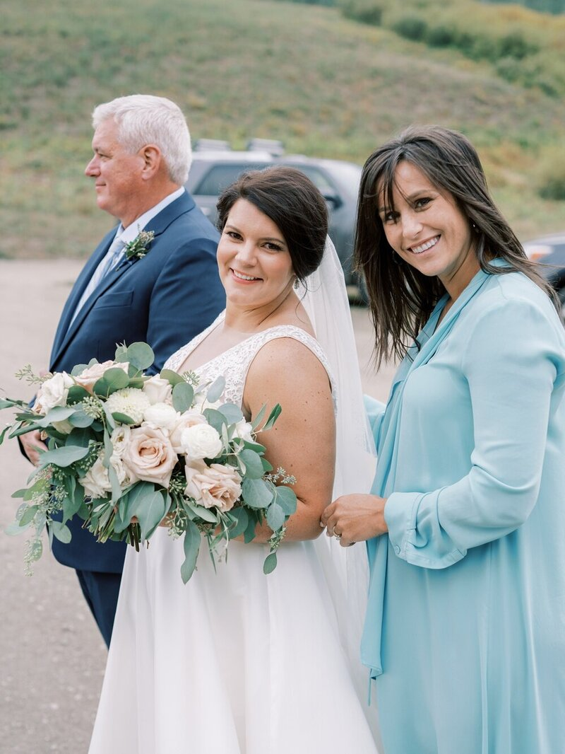 Joyful and Playful Wedding in Crested Butte_0009
