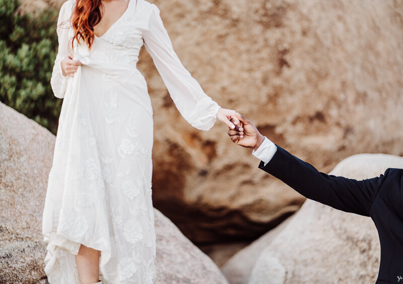 Jamal and Sarah-Joshua Tree Elopement-Janae Marie Photography180