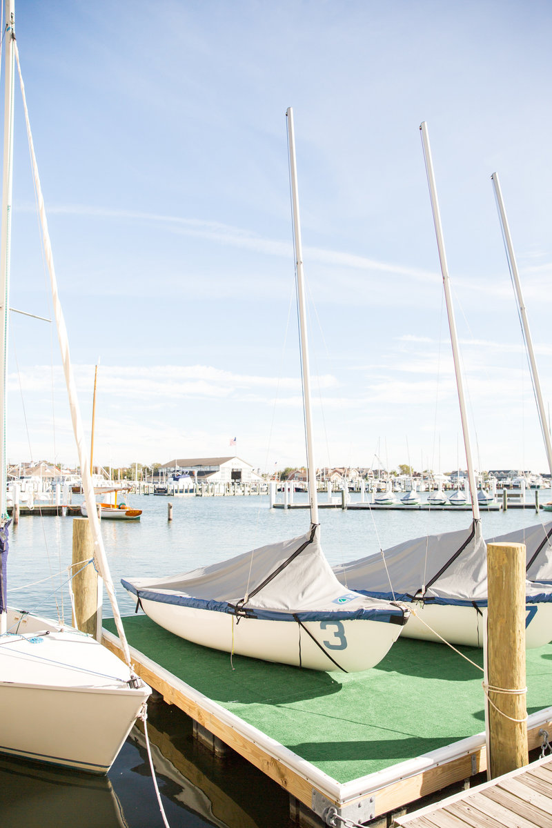 Bay Head Yacht Club Wedding Venue at the Jersey Shore