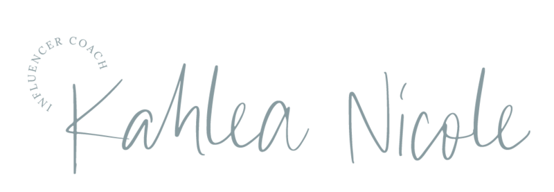 Kahlea Nicole Alternate Logo-02