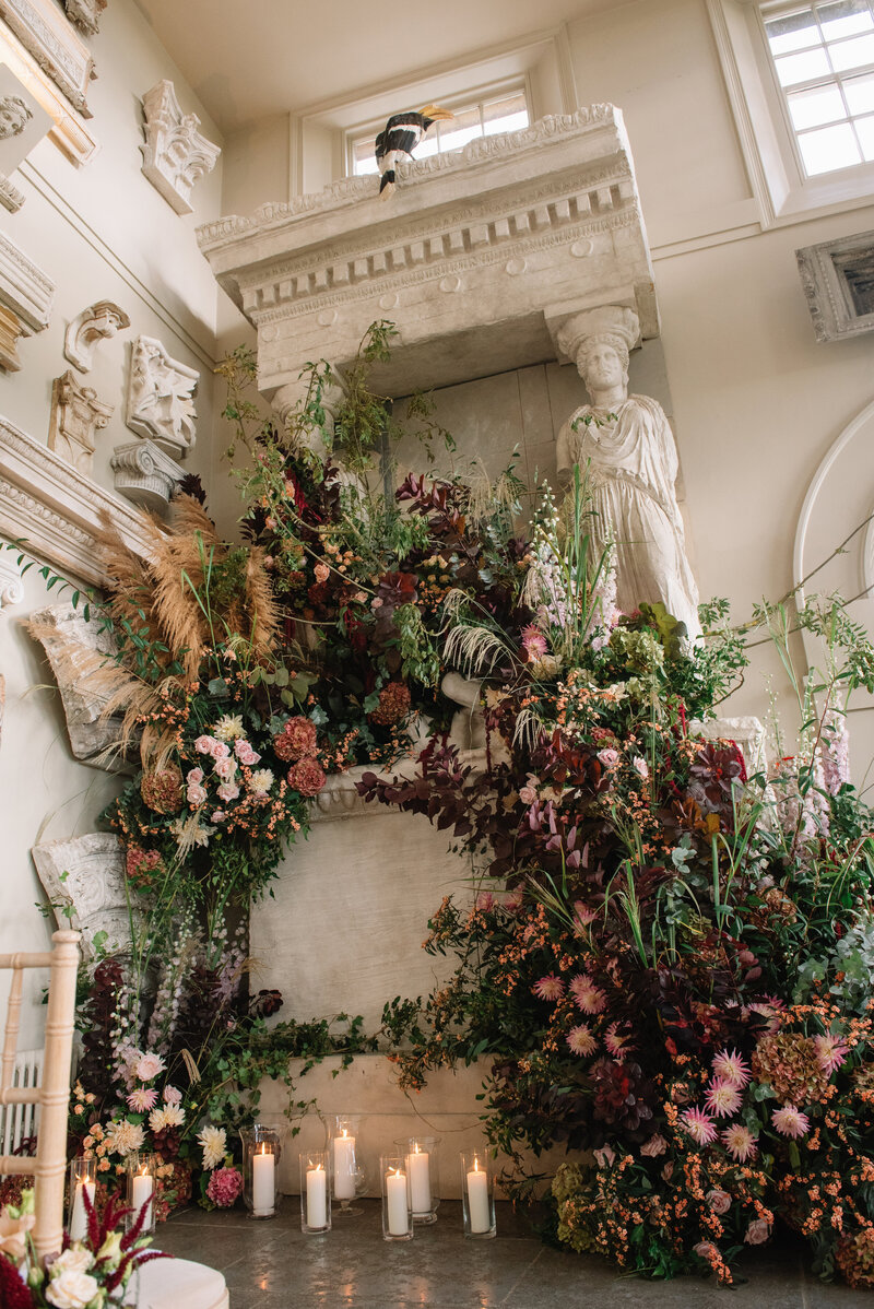 Luxury Wedding at Aynhoe Park Branbury England - Alice Wilkes Design