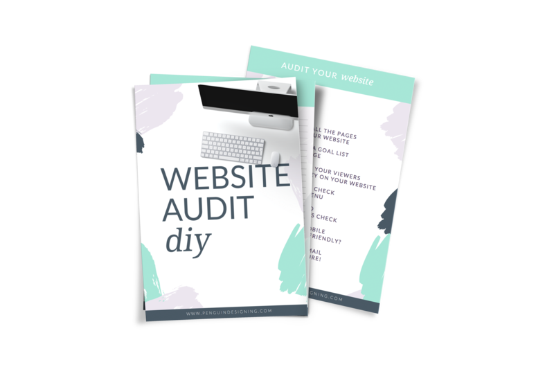 Website audit DIY