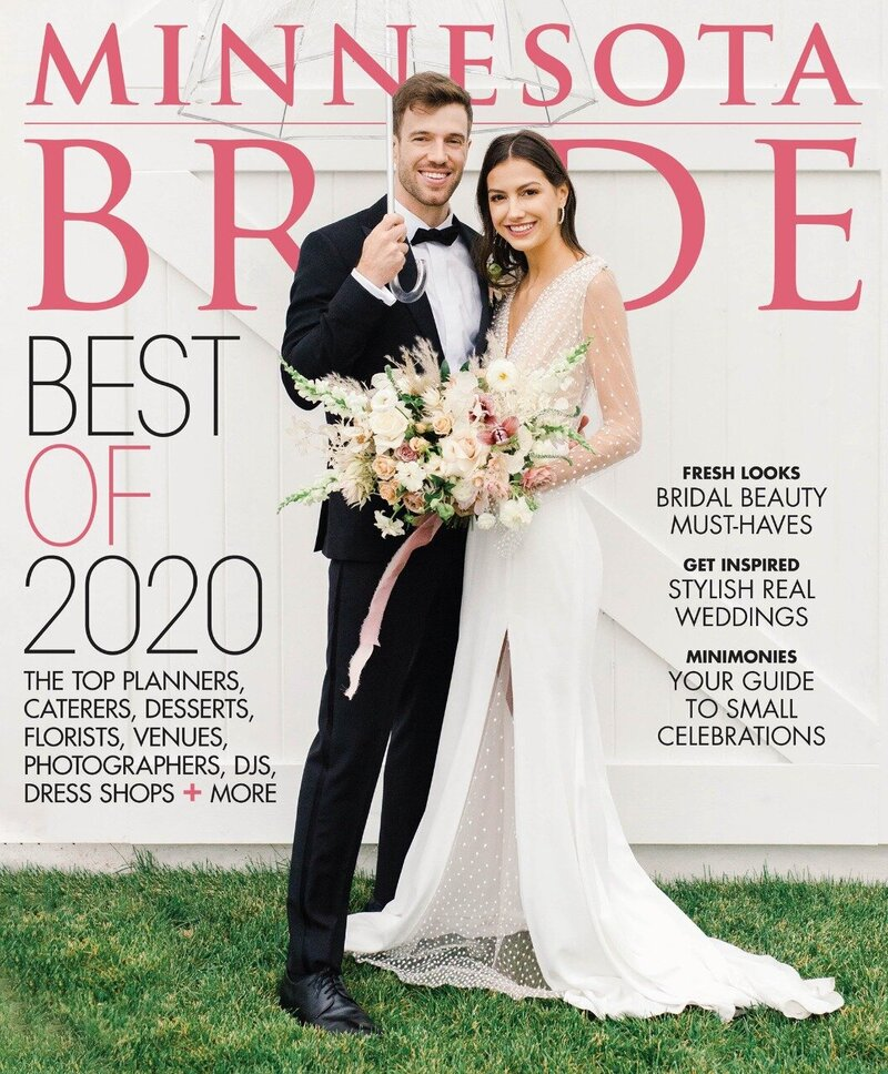 Minnesota Bride Fall/Winter 2020 Issue