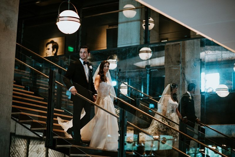 hotel van zandt austin wedding