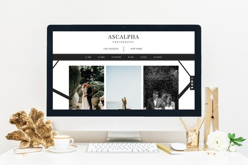Ascalpha Video Template