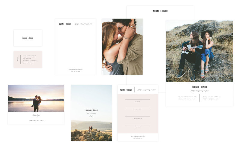 Easy to customize marketing templates for creatives
