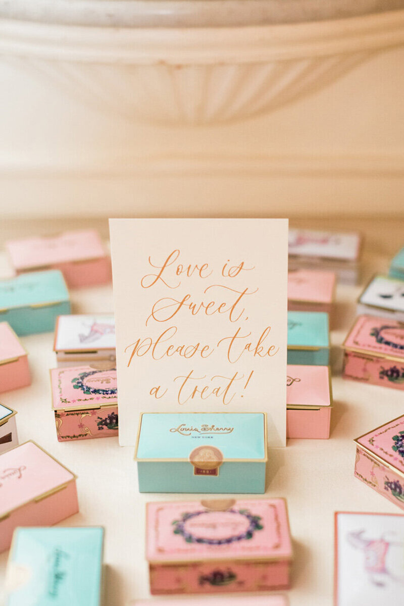 pirouettepaper.com | Wedding Stationery, Signage and Invitations | Pirouette Paper Company | Favors 63