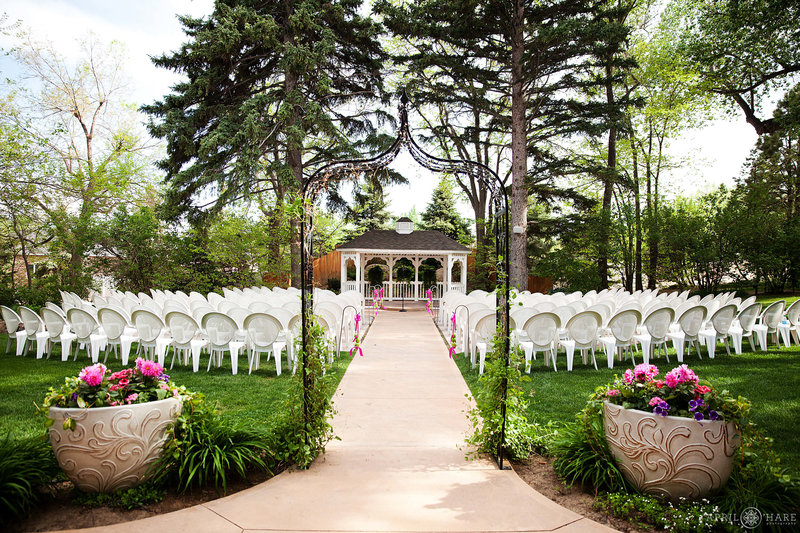 Outdoor-Ceremony-on-the-Lawn-with-Garden-Gazebo-Tapestry-House-Fort-Collins-Wedding-Venue