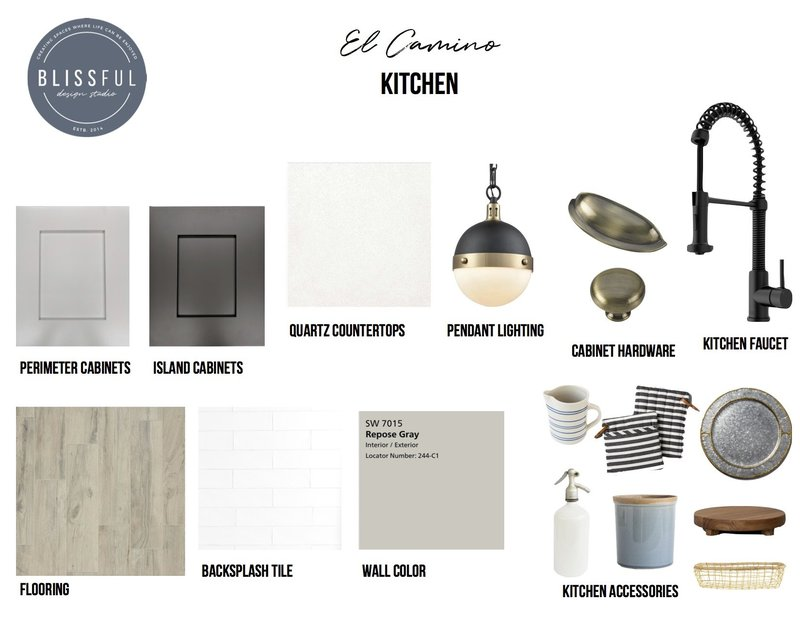 El Camino Design Board - for website