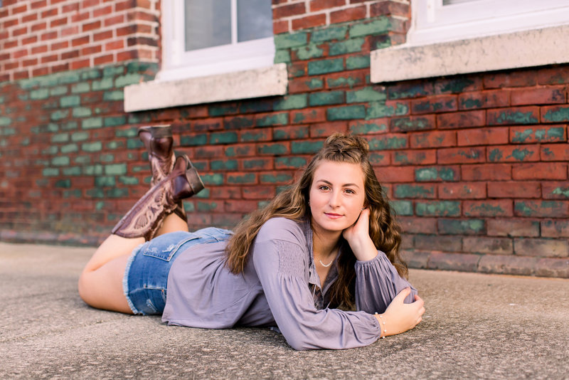 Yorktown High School Senior Photographer