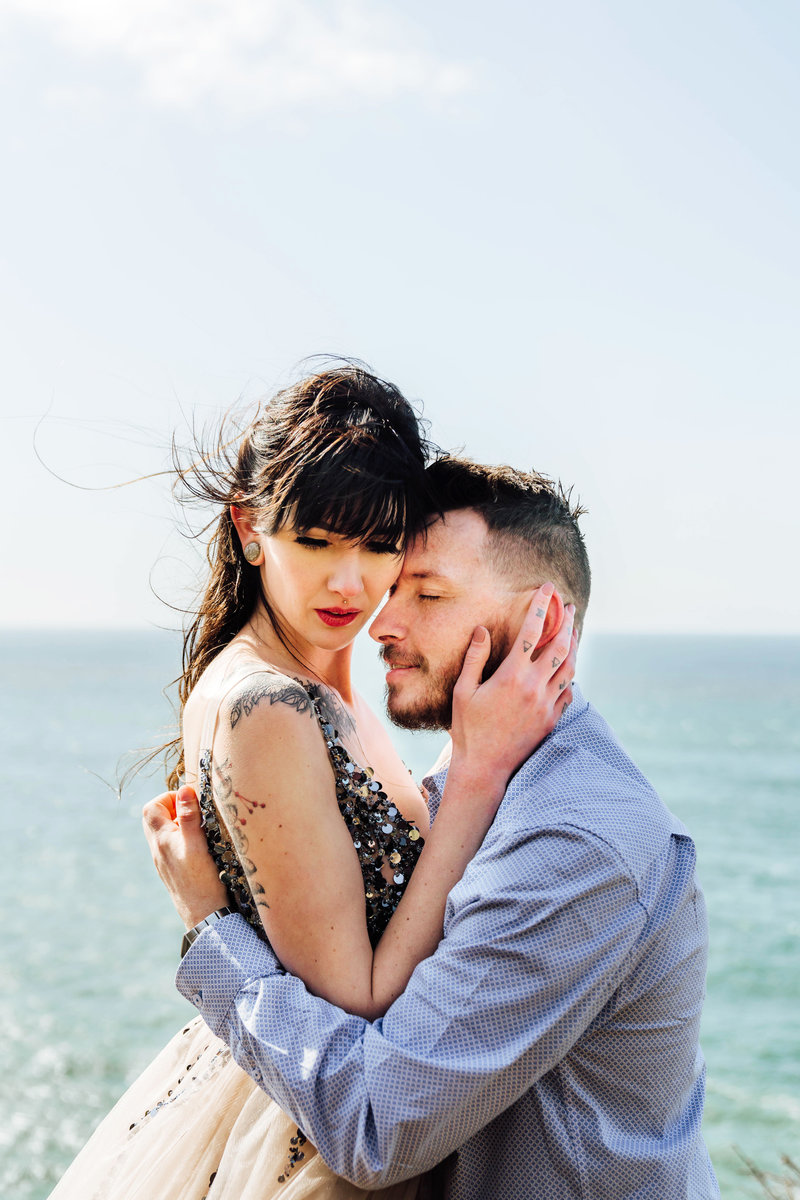 Treasure Cove, OR - Elopement photography-1