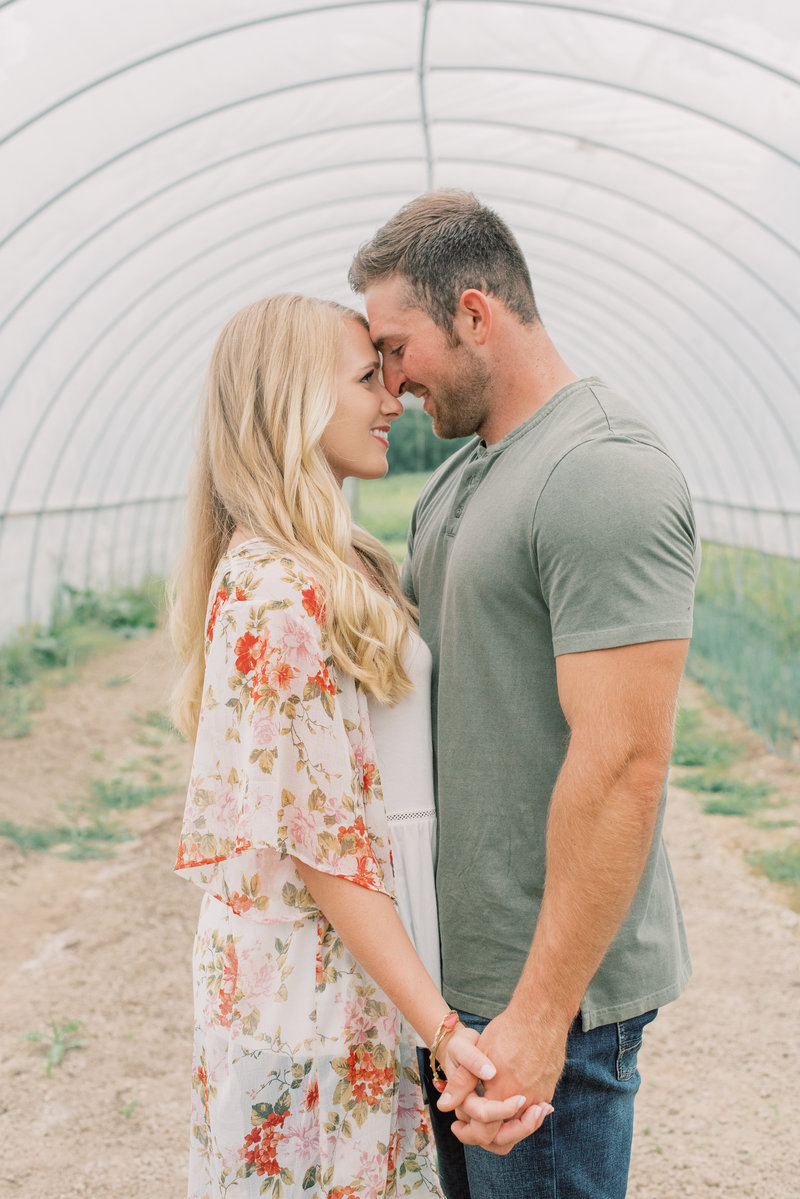 Jorgensen Farm Engagement-7