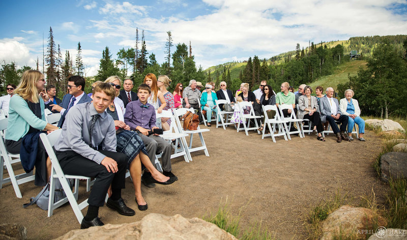 Jill Waldman from The Main Event Summer Steamboat Springs Destination Wedding