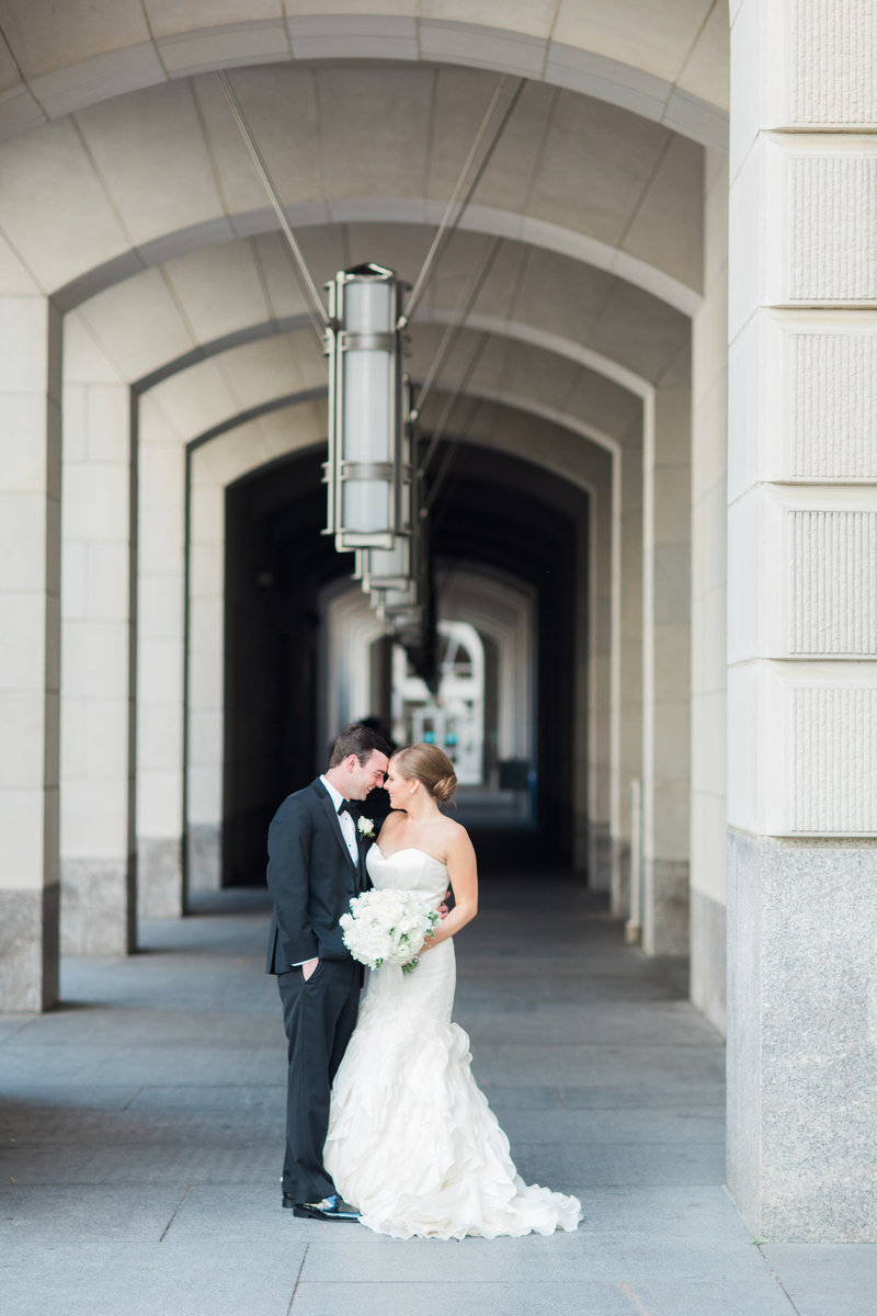 DC Wedding at Reagan Building