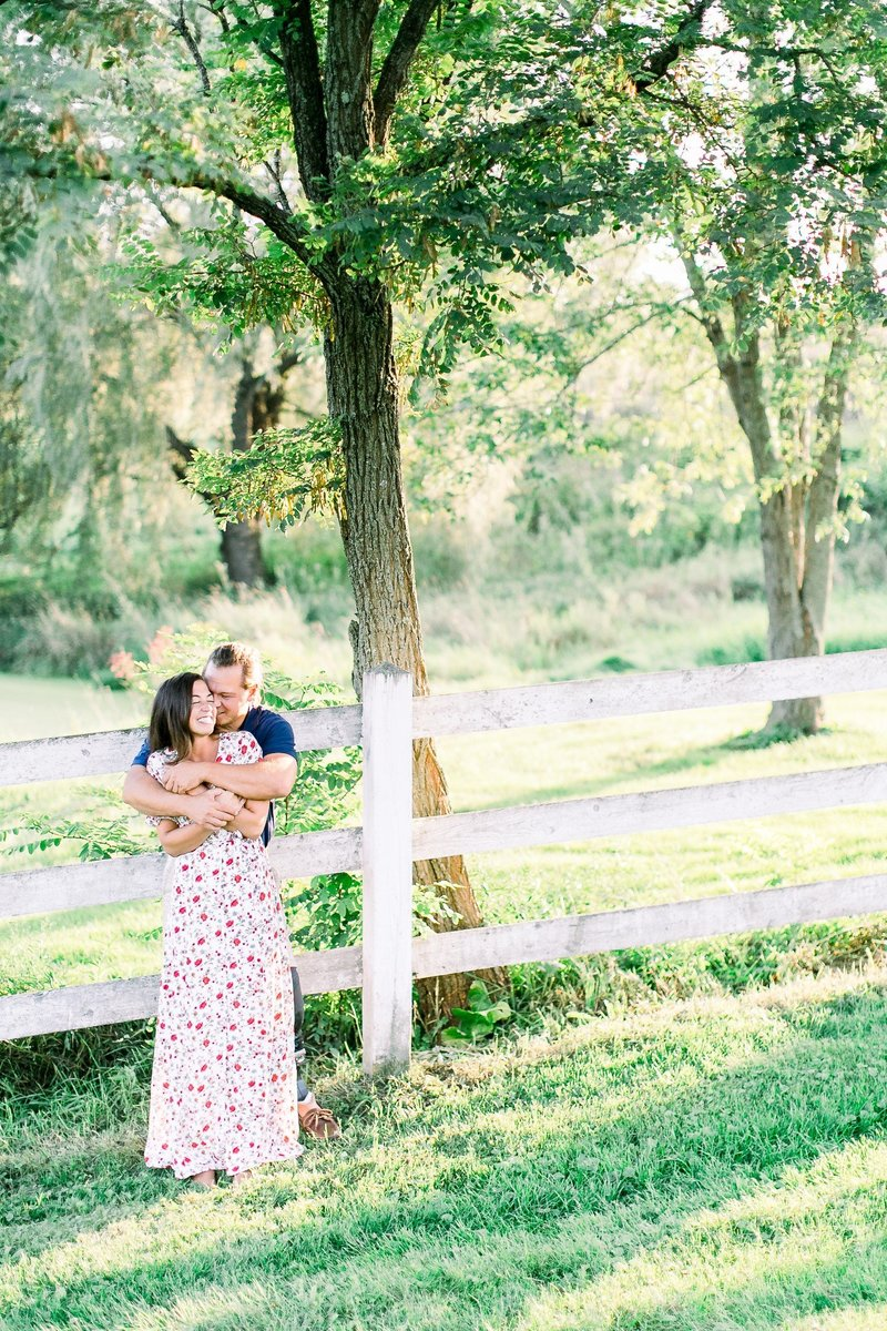 Pennsylvania Countryside Engagement Session by Emi Rose Studio (125)