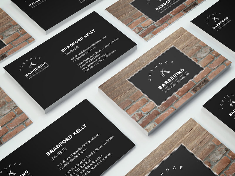 Jovance-Barbering-business-cards