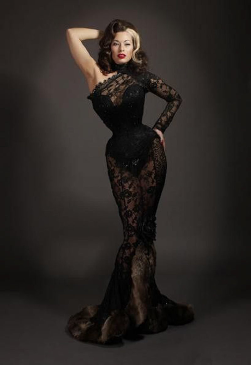 Immodesty Blaize Official
