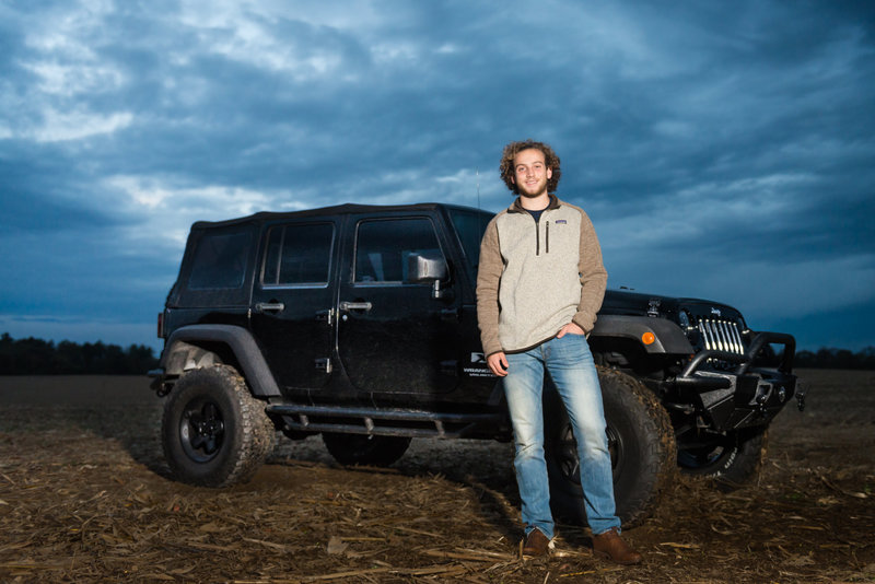 jeep - boy - senior - pictures - frederick - maryland - mary - sarah - photography   (1 of 1)