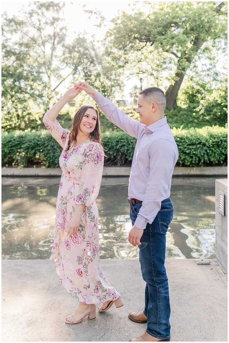 Engagement Session at The Pearl | Heather & Cody 16