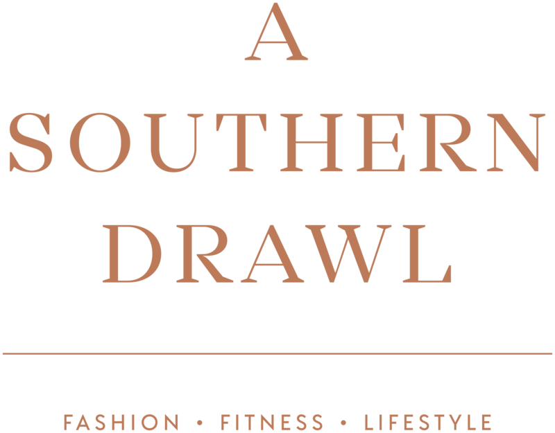 A Southern Drawl - Lifestyle Fitness Blog by Grace White - Custom Logo Design and Custom Showit Website Design by With Grace and Gold - 13