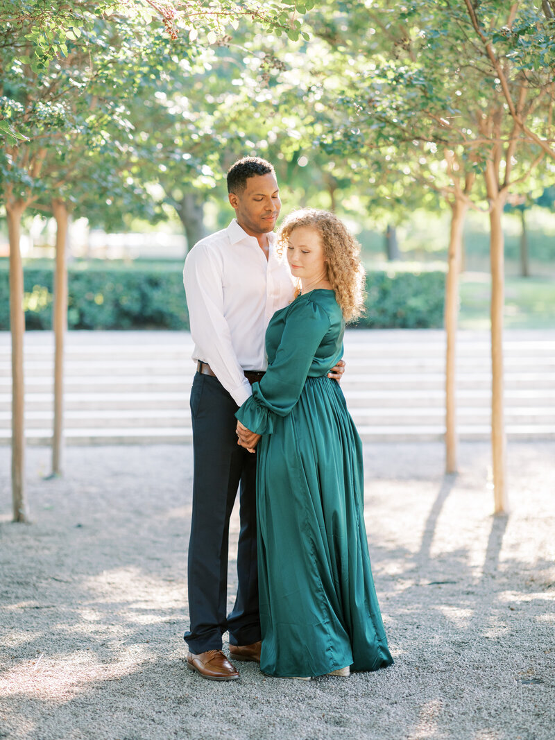 Kimbell-Art-Museum-Engagement-Photographer-13