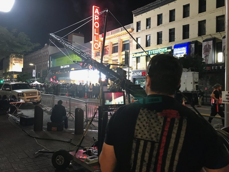 NYC Jimmy Jib Rentals