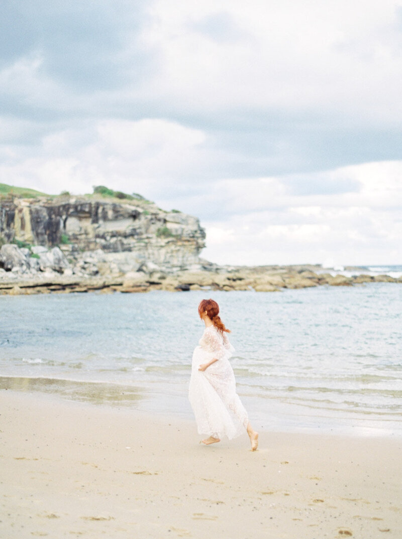 Sydney Fine Art Film Wedding Photographer Sheri McMahon - Sydney NSW Australia Beach Wedding Inspiration-00045