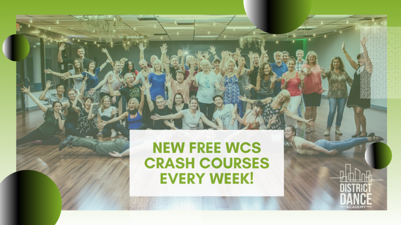 NEW WCS CRASH COURSES EVERY WEEK!